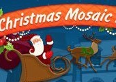 圣诞镶嵌拼图