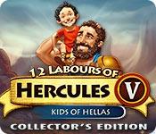 大力士的12道考验5:赫拉斯的孩童
