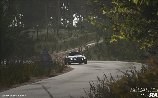 《塞巴斯蒂安拉力赛》截图公布 提供300千米的公路!