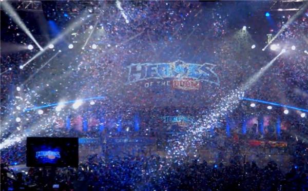 《风暴英雄》公布宿舍英雄宣传片 冠军奖金达5万美金