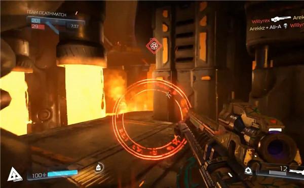 《毁灭战士4》开启多人模式Beta测试 残肢断腿四处飞溅