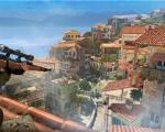 《狙击精英4》最新概念图 1943的意大利真美!