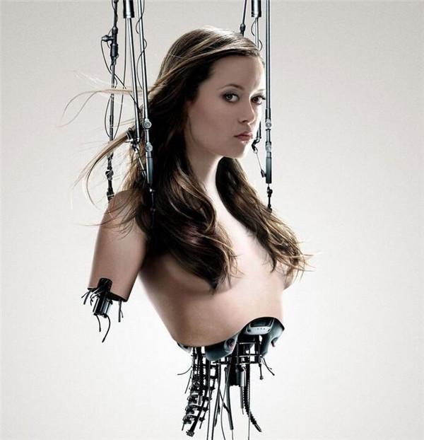 人工智能:美女机器人私处有反应 颜值功能要逆天