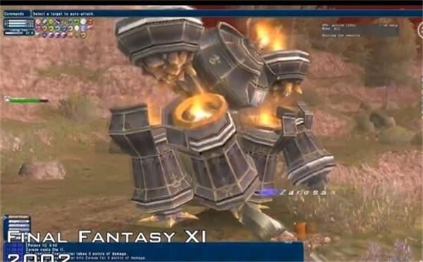 《最�K幻想15》迎��BOSS��F巨人 一起��C�q月�嫔�