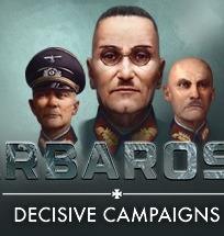 决定性战役:巴巴罗萨