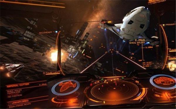 《精英:危险-地平线》发售 可以坐飞船上太空