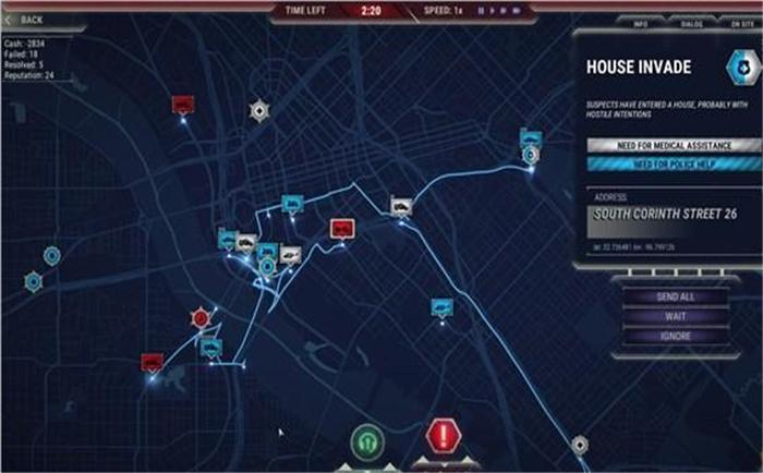 911接线员下载_911接线员单机游戏下载