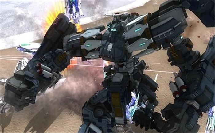 地球防卫军4.1绝望阴影再袭中文版下载