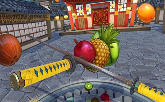 水果忍者VR下载