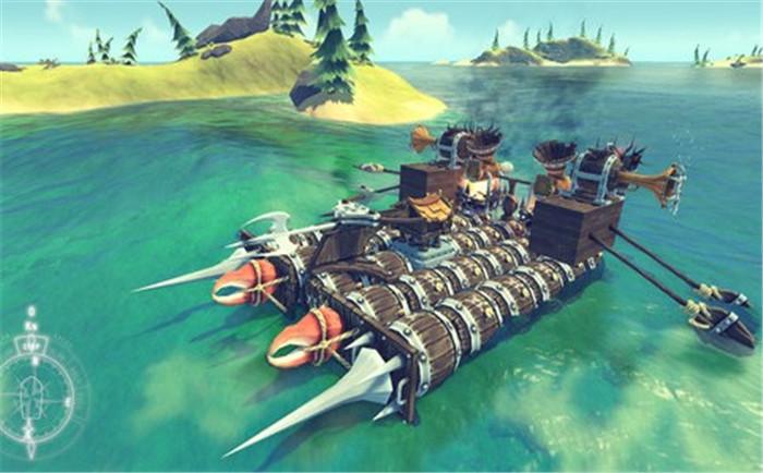 最后的利维坦(The Last Leviathan)是uper Punk Games制作发行的一款策略性模拟经营游戏。最后的利维坦下载游戏采用虚幻4引擎打造,画面中的海与天美轮美奂。最后的利维坦中文版下载游戏不再是一款纯纯的模拟经营游戏,而是一款兼具了模拟经营元素和战争策略元素的一款创意性作品。玩家将在游戏中感受到天马行空的船只独创成就感,亦能感受到茫茫大海中的血雨腥风。感兴趣的玩家千万不要错过哟!