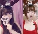 韩服最萌韩国女主播 海量私照抢先看