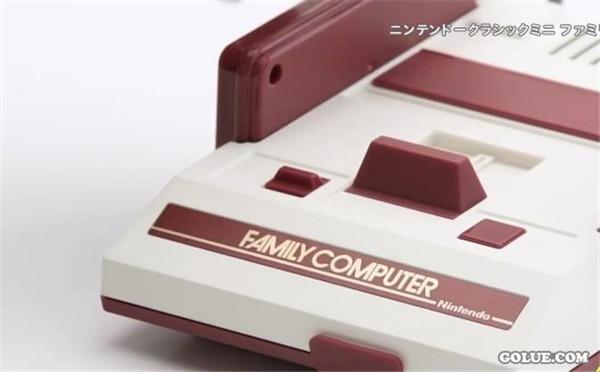经典红白机:fc主机11月将登陆日本 自带30款游戏