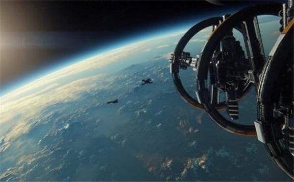 《星际公民》试玩演示出炉 太空探索超赞