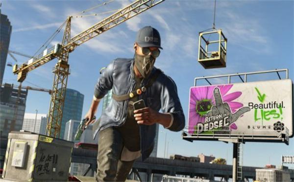 《看门狗2》中支线任务将影响主线故事 新玩法新乐趣