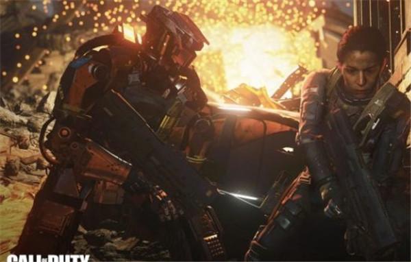《使命召唤13:无限战争》beta测试开启 福利地图曝光
