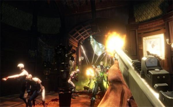《杀戮间2》PS4 Pro主机演示 和PC版最高画质抗衡