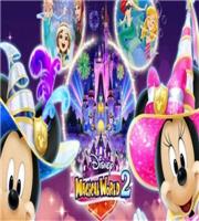 任天堂公布《迪士尼魔法世界2》宣传片 经典人物再现