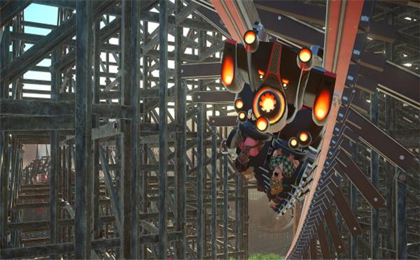 新《过山车之星》截图 主题公园展示疯狂过山车(4)
