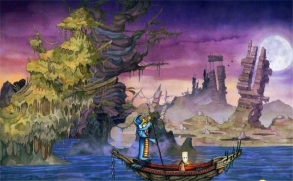 手绘水彩画面冲击力强  游戏最显眼的地方就是塔具有视觉冲击的画面.