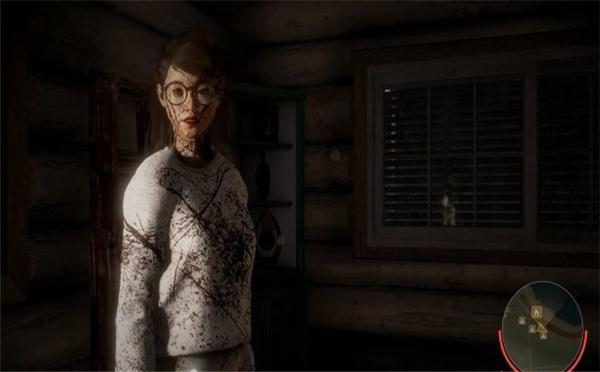 《十三�星期五》�玩��l曝光 女主破窗而逃
