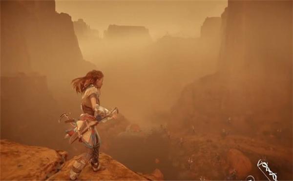 《地平线:零之黎明》最新宣传片 原始森林精美绝伦