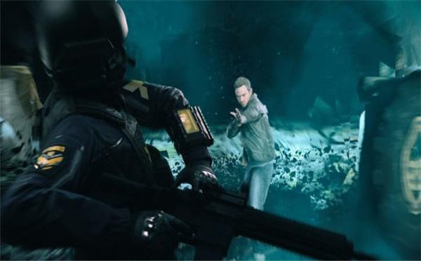 《量子破碎》游戏宣传片的宣传片公布 新作情报