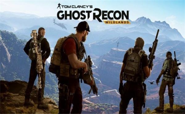TPS游戏《幽灵行动:荒野》宣传片出炉 任务顺序可自选