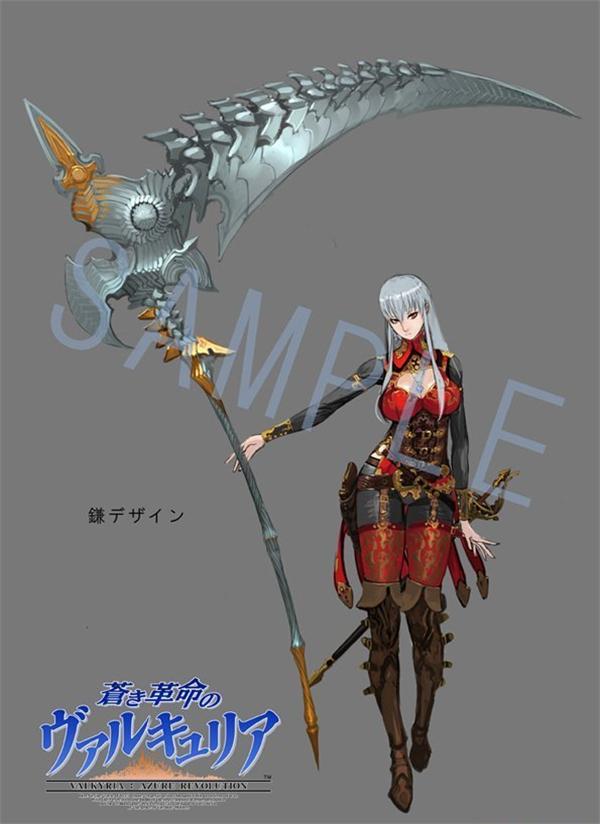 《战场女武神:苍蓝革命》截图欣赏 支持跨平台存档