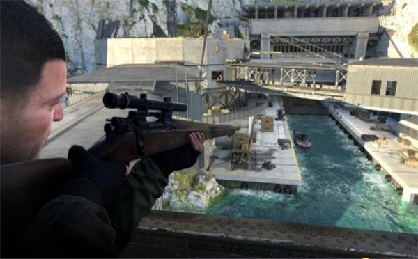全新《狙击精英4》宣传片 神枪手Karl Fairbune介绍