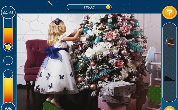 圣诞假期:马赛克拼图中文版下载