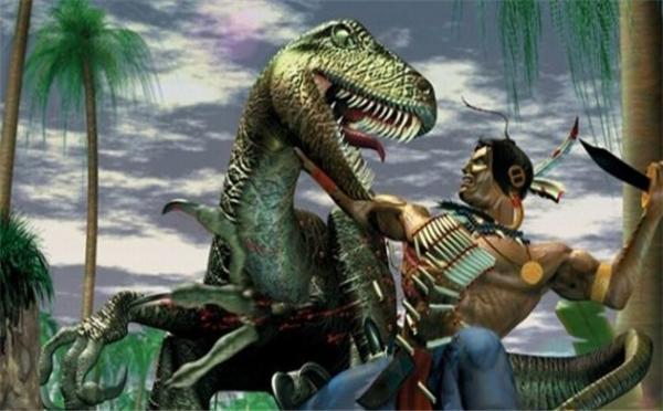 《恐龙猎人》重制版加入关卡编辑器 宣传片展示其威力