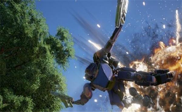 科幻游戏《重装机甲突击》登陆PC Demo截图展示
