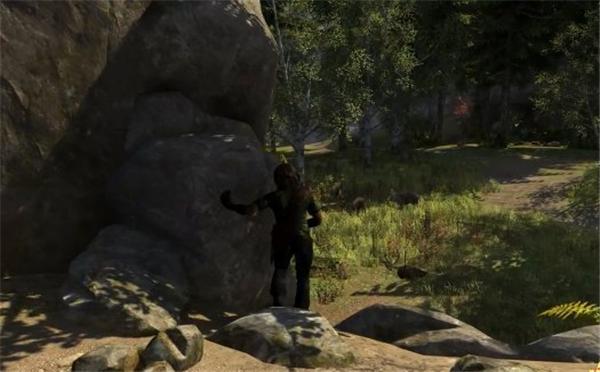 动作冒险游戏《我和巨怪》宣传片欣赏 3月21日发售