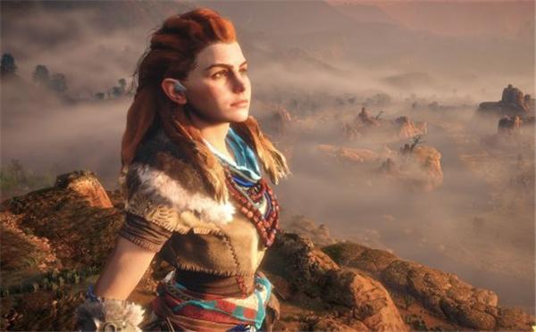 PS4独占《地平线:零之黎明》最新宣传片展示剧情和角色