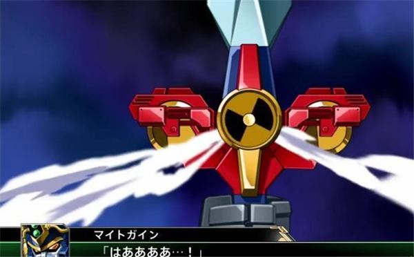 超级机器人大战V