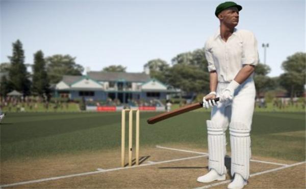 板球游戏《唐纳德布莱德曼板球17》推出免费PC Demo