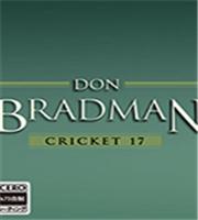 唐纳德布莱德曼板球17