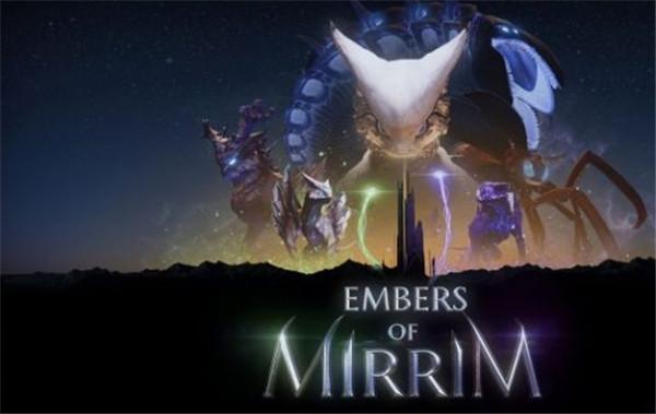 冒险新作《米瑞姆的灰烬》全新演示 主角弹跳能力颇佳