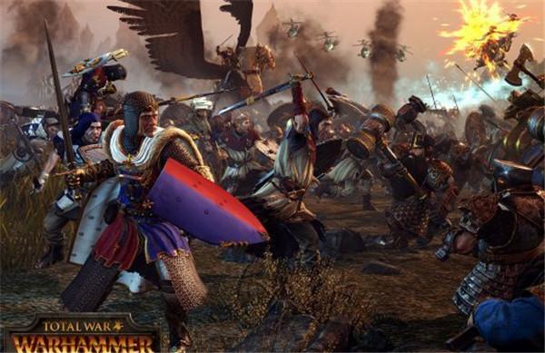 《全面战争:战锤》新势力巴托尼亚宣传片 2月28日免费发售