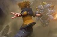 《王国之心3》最新截图公布:中型Boss石之巨魔