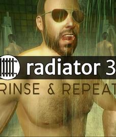 散热器3:重复清洗