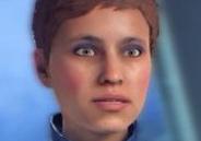 《质量效应:仙女座》最新试玩 这表情是2017年的水准?