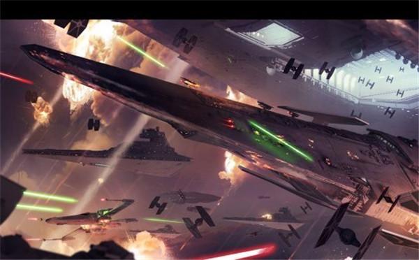 《星球大战:前线2》首爆截图! 大量细节曝光