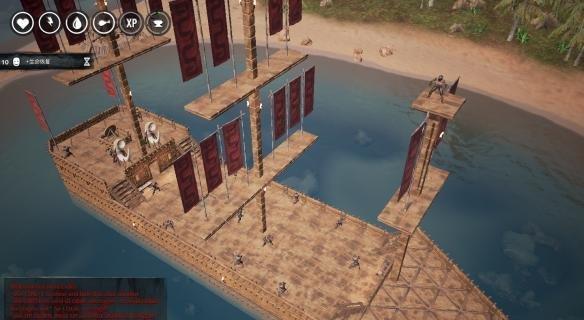 流放者柯南海盗船建瑞亚泰拉图纸神庙图片