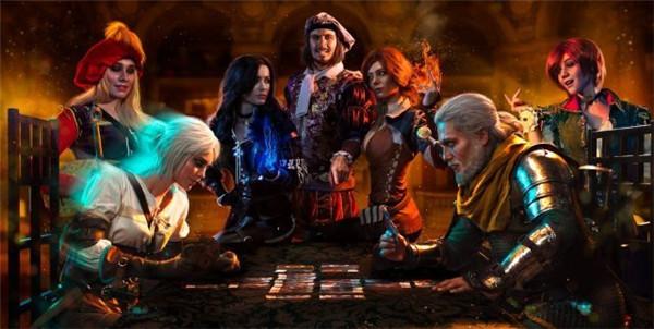 俄罗斯Coser完美演绎《巫师:昆特牌》还原度爆表!