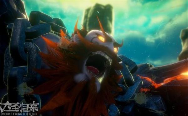 大圣归来 改编PS4游戏预告 大圣震撼登场