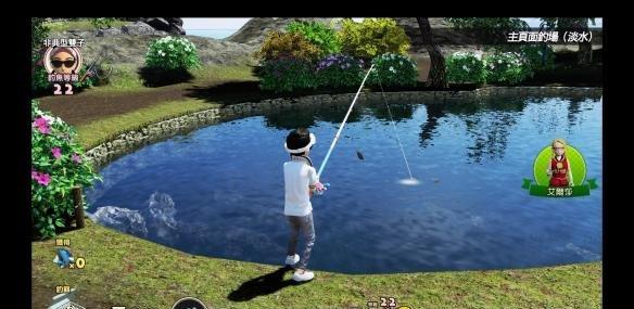 新大众高尔夫钓鱼教程 成功钓鱼方法详解