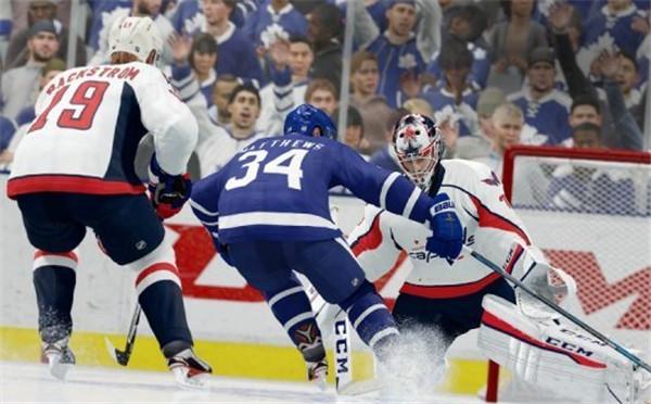 《NHL 18》上市宣传片公布 庆祝新游戏正式发行