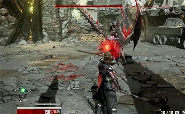 《血之暗号》全新实机视频 Boss战精彩展示