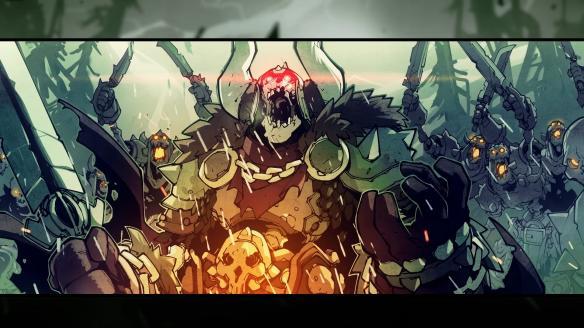 《战神:夜袭》存档哪里找?存档位置一览